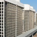 Sistema de ar condicionado VRV VRF Industrial