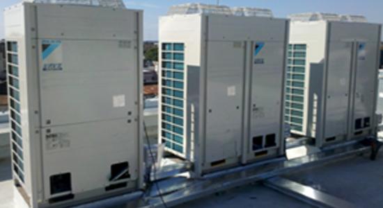 Condensador ar condicionado VRV VRF